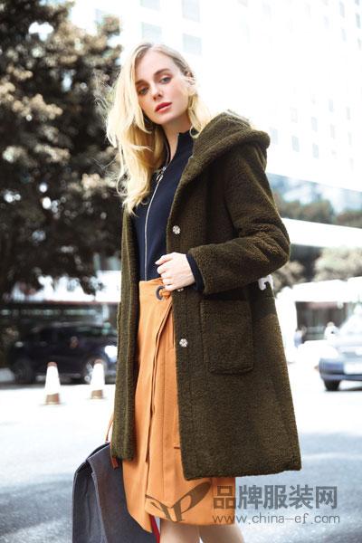 丹菲诗为20-45岁时尚女性倾情打造 国内休闲服装知名品牌
