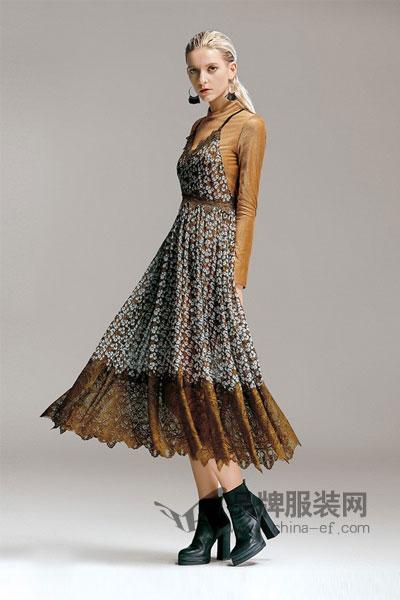 楚阁女装,创造时尚女人的衣橱国度