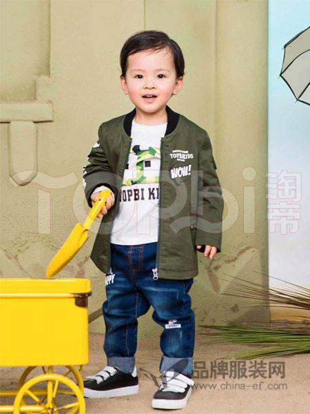 淘帝童装2017秋冬时尚休闲棒球服男外套