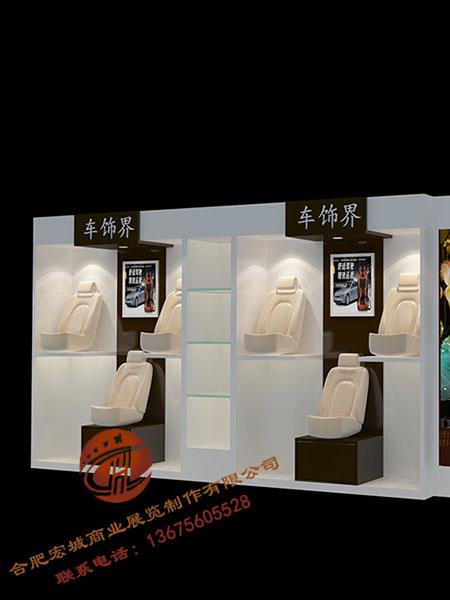 宏城展柜设计——展柜展示