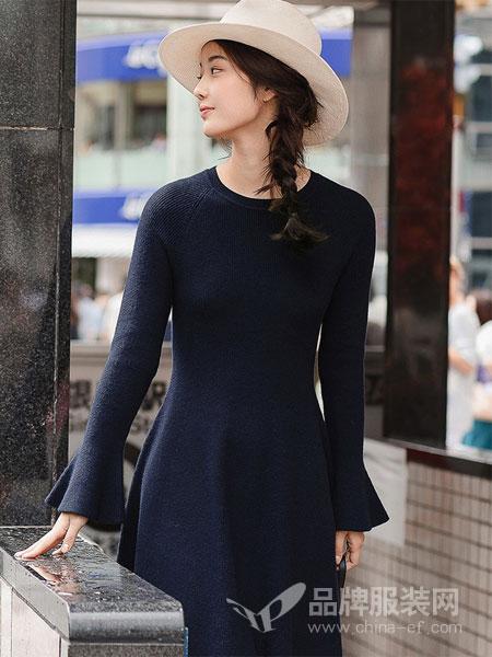 茵曼女装2017秋季新品