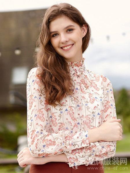 3colour女装2017秋季新品