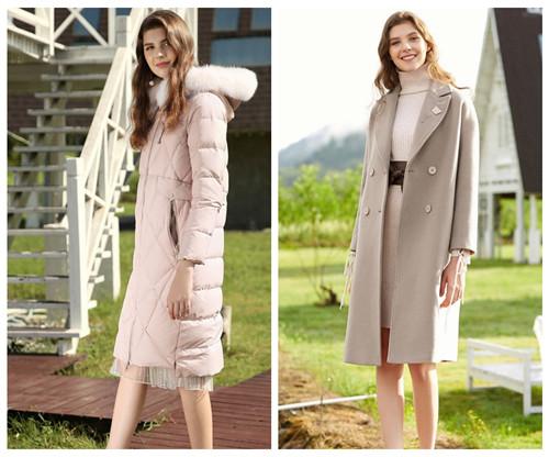 歌莉娅冬装品牌折扣女装尾货一手货源 千百惠女装折扣店货源