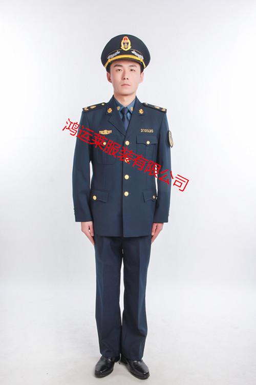 广西海南广东港口执法标志服装港行执法制服