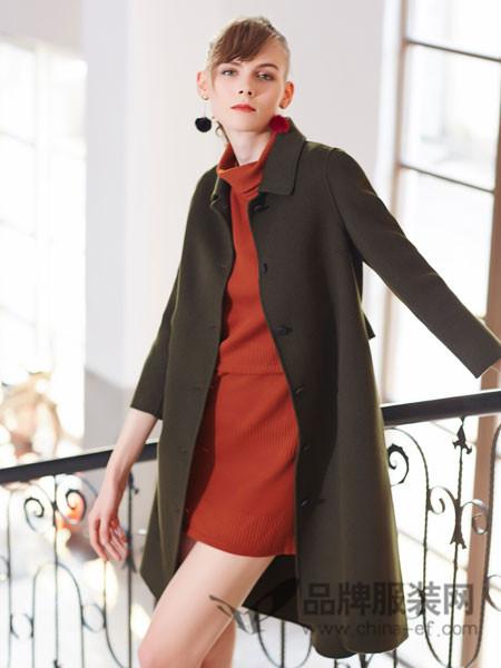 金蝶茜妮女装以衣为美  能准确捕捉市场流行趋势