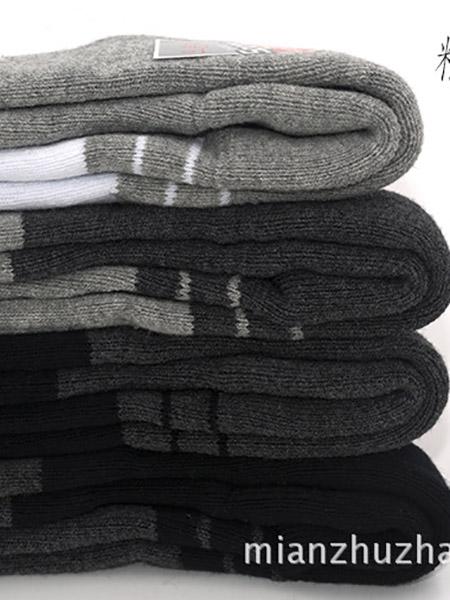 冬季加厚保暖2017新款品牌袜子