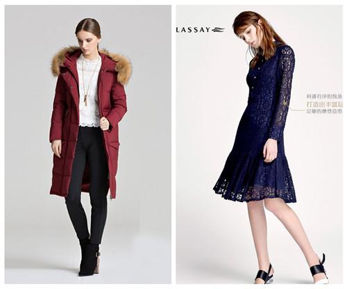 歌力思 广州伊行服饰有限公司品牌折扣女装2017秋冬新品