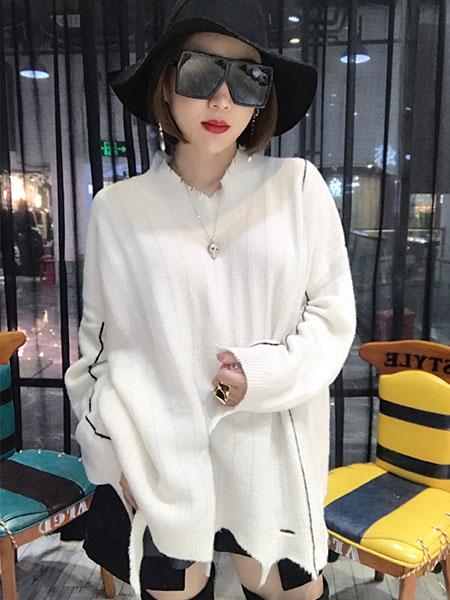 法墨女装2017冬季新品