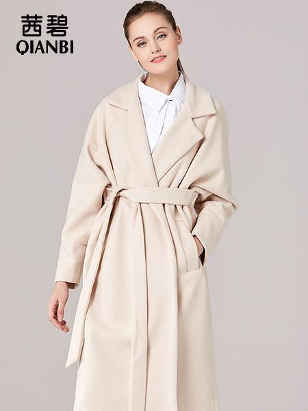 茜碧女装2017冬季新品,羽绒系列