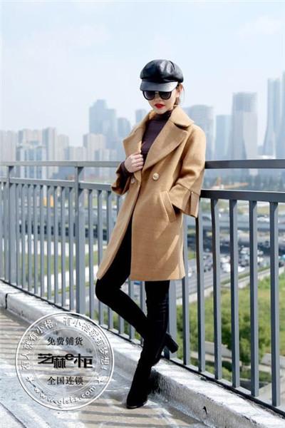 服装开店就选择广州芝麻e柜折扣店,百分百调换货