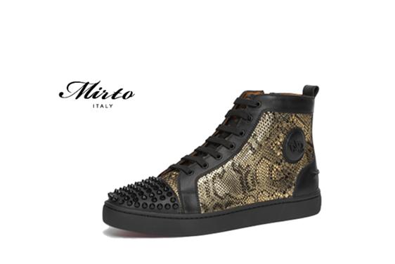 MIRTO高帮休闲鞋,广东高帮休闲鞋厂家,高端高帮休闲鞋品牌