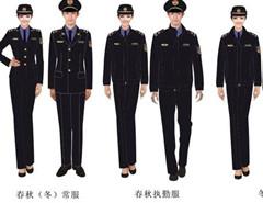 2017新城管服装-新城管执法标志服装