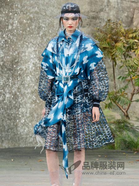 香奈儿女装2018春季成衣系列