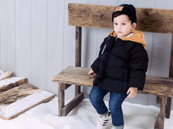 糖之果童装2017冬季新品