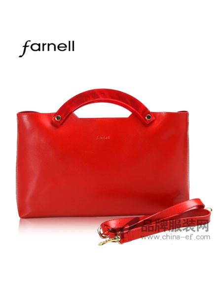 farnell梵妮箱包北欧时尚单肩斜挎手提包