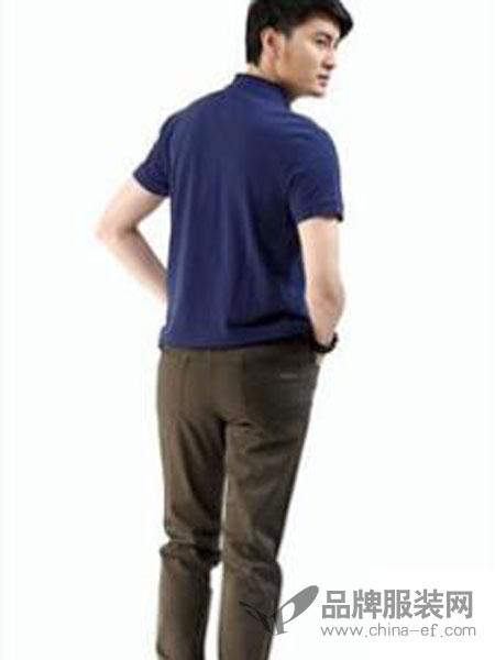 古威隆裤装男装休闲裤长裤