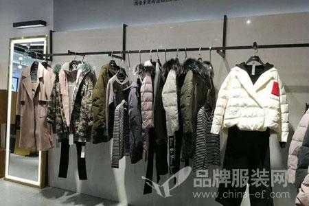 杭州开胜服饰有限公司店铺展示