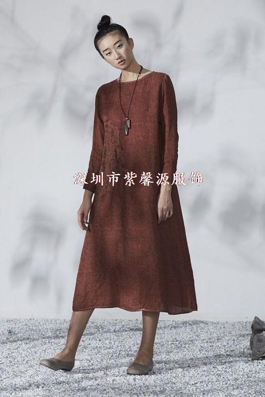深圳必然女装2018春夏新品