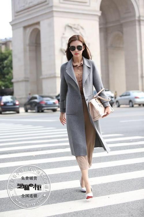 芝麻e柜女装 敏感于自然与时尚的界点 采用优质面料