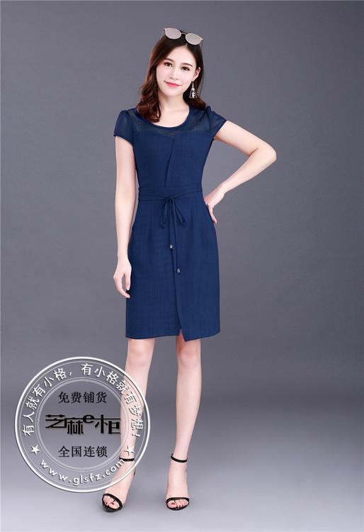 芝麻e柜女装2018夏季新品