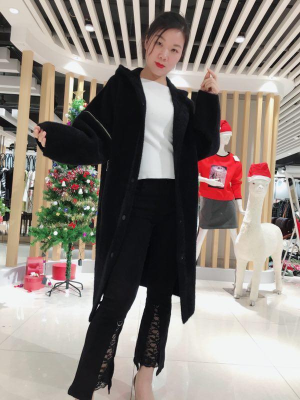 埃芙衣女装2017冬季新品