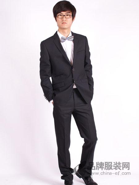 T&G坦托格雷)男装商务休闲正装西装男士套装