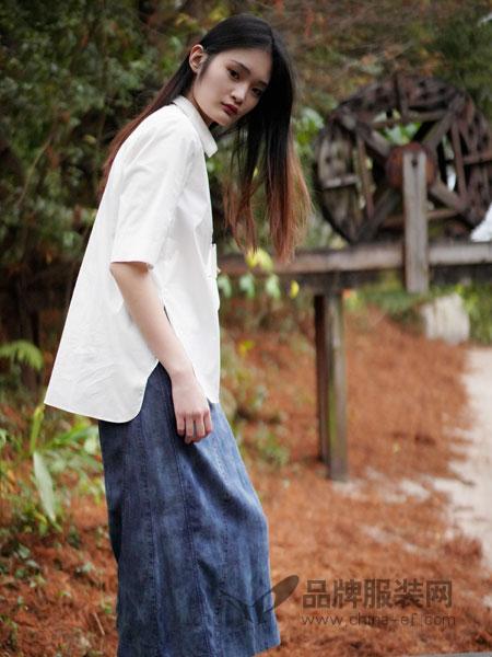 底色女装2018春夏时尚休闲纯色短袖衬衫上衣