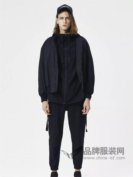J.P.E男装2018春时尚休闲短装夹克外套