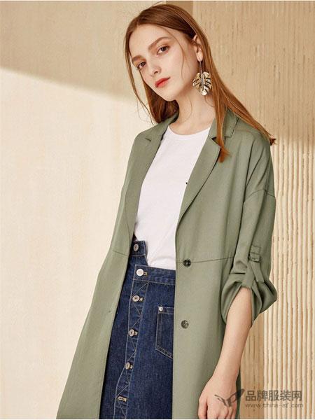 布莎卡精品女装品牌流行时尚零距离
