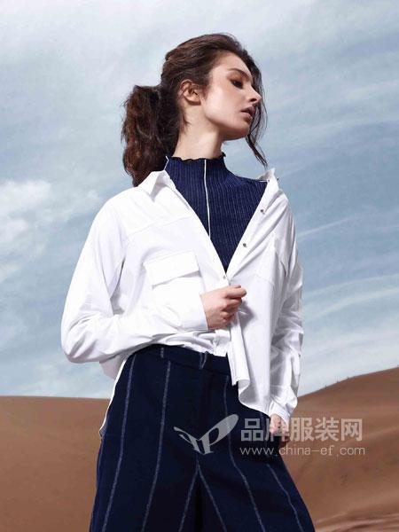 杜埃女装韩版大口袋宽松灯芯绒外套百搭上衣