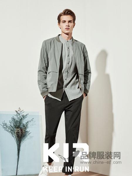 KIR男装男装潮流韩版青年防风棒球服