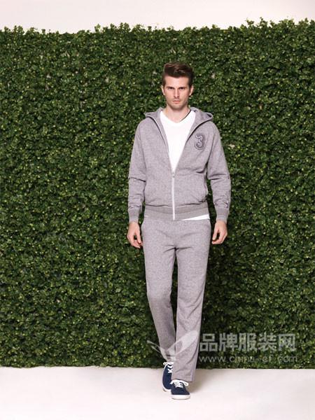 罗宾汉男装时尚休闲运动套装