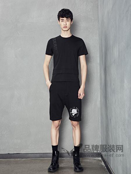 1943S男装2018春夏休闲简约百搭短袖T恤