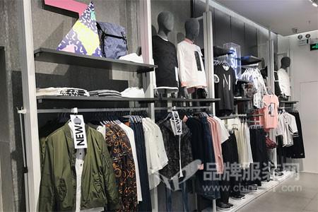 KM男装店铺展示