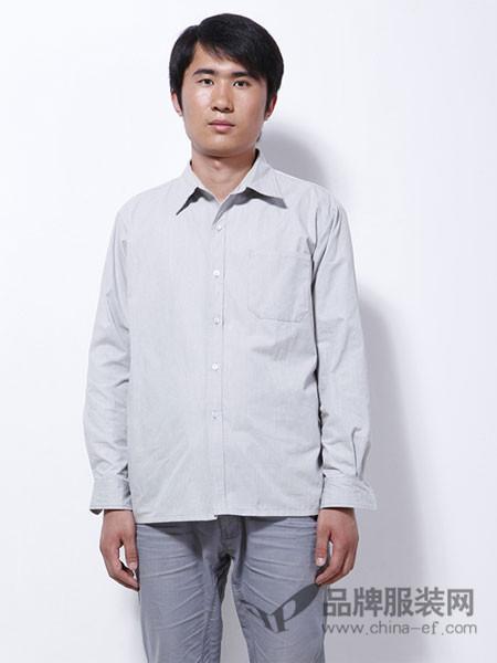 金时尚防辐射2018春夏防辐射男士衬衫