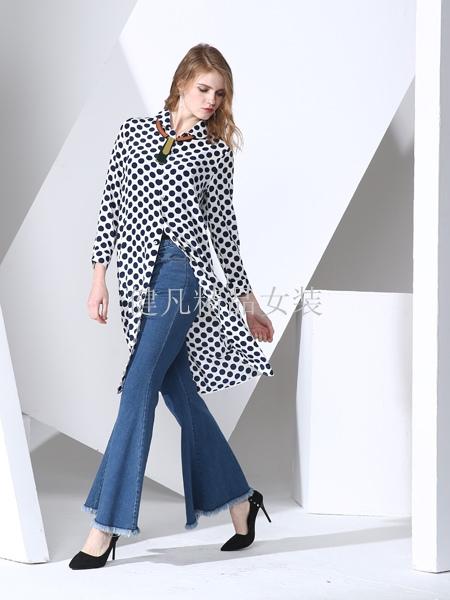 品牌女装裙/裤2018夏季新品