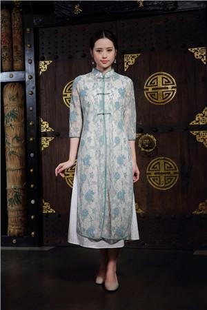 木棉道女装2018春夏新品