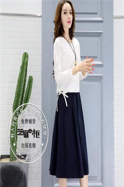 芝麻e柜折扣店女装2018夏季新品
