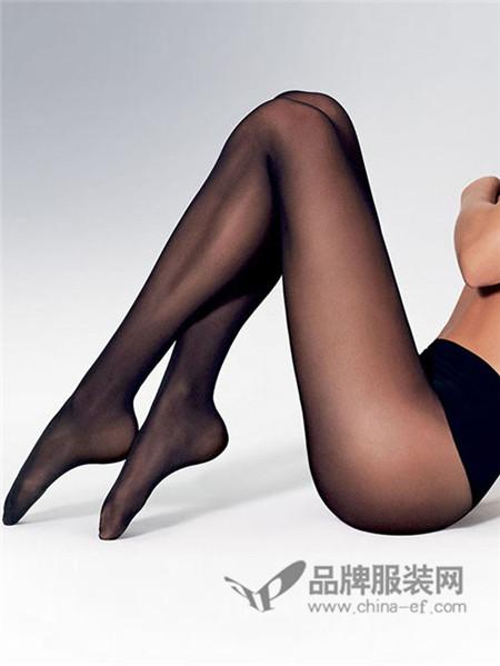 15路站牌内衣2018春性感连脚丝袜裤