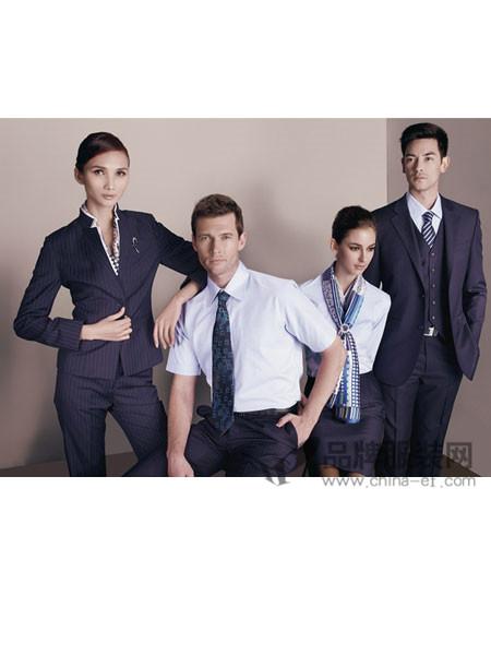 BONO宝鸟制服/工装时尚商务男女西装套装