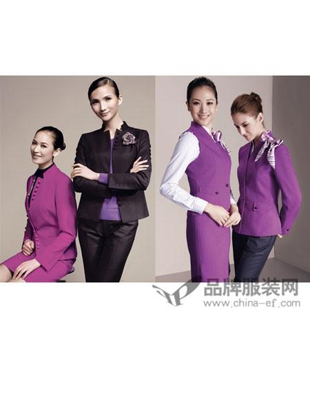 BONO宝鸟制服/工装时尚酒店空姐制服套装
