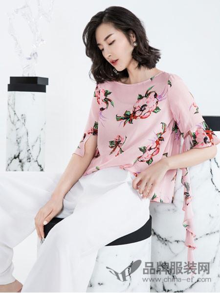 ECA女装2018春夏系列新品