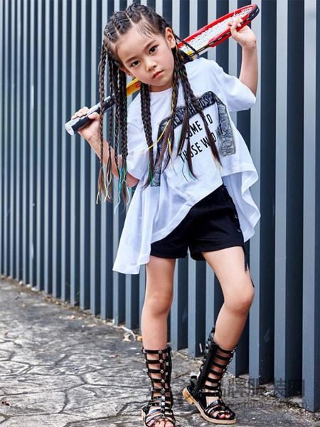 玛玛米雅童装2018春夏个性时尚童装