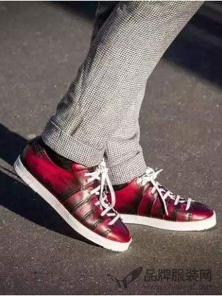 Corthay鞋子时尚运动鞋系列品牌新品
