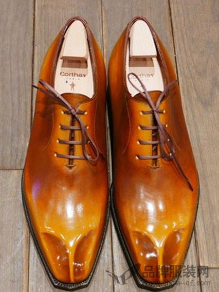 Corthay鞋子时尚系列皮鞋品牌新品
