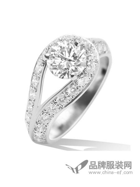梵克雅宝饰品2018夏季订婚戒指系列