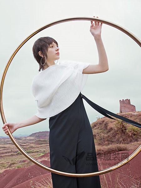 CANTO MOTTO 女装2018春夏时尚个性百搭斗蓬上衣