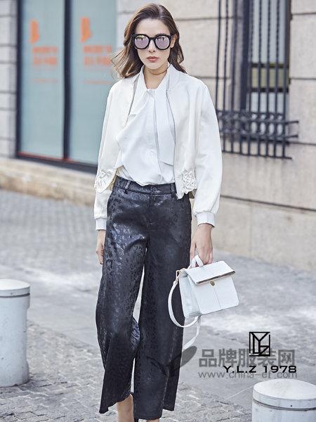 YLZ1978女装2018春时尚简约短装外套
