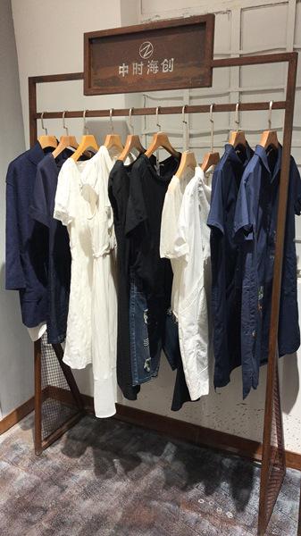 中时海创服饰品牌店铺展示