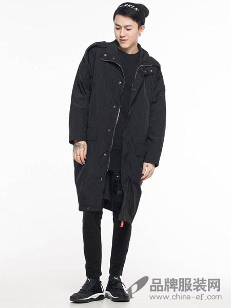 ERICCHANG男装2017秋冬修身休闲时尚百搭韩版外衣